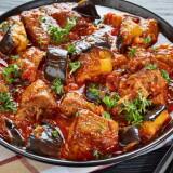 Баклажаны с мясом по-армянски